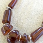 Burmese Amber Necklace